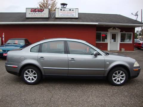 2004 Volkswagen Passat for sale in Merrill, WI