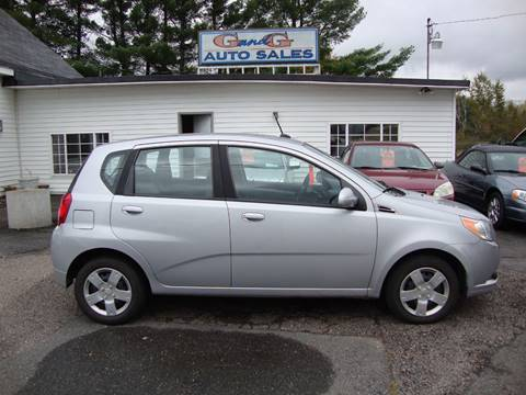 2010 Chevrolet Aveo for sale in Merrill, WI