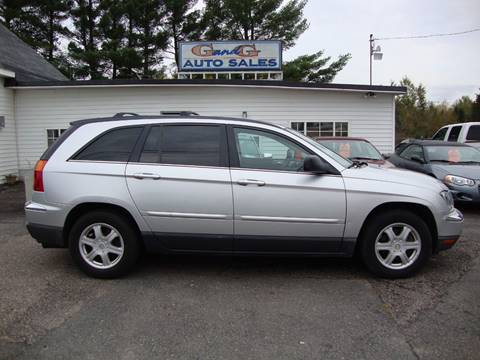 2006 Chrysler Pacifica for sale in Merrill, WI