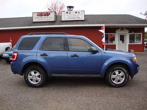 2009 Ford Escape for sale in Merrill, WI