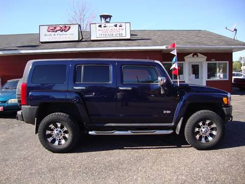 2007 HUMMER H3 for sale in Merrill, WI