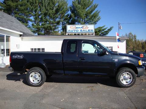 2000 Ford F-150 for sale in Merrill, WI