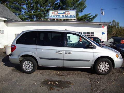2006 Chrysler Town and Country for sale in Merrill, WI