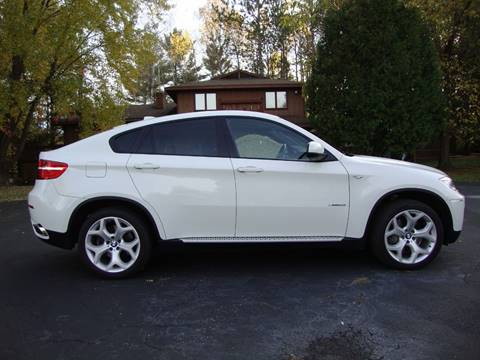 2013 BMW X6 for sale at G and G AUTO SALES in Merrill WI