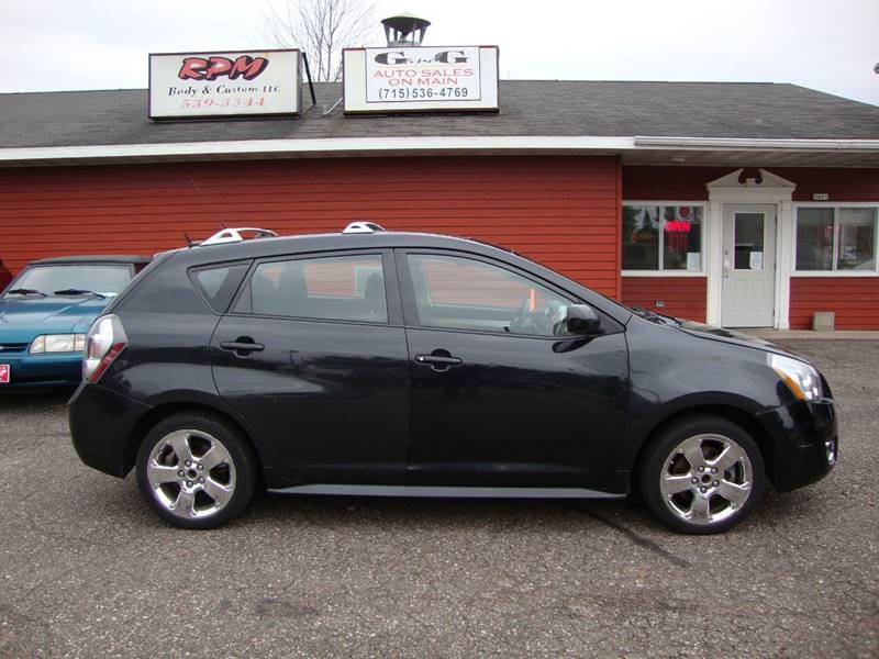 2009 Pontiac Vibe for sale in Merrill, WI