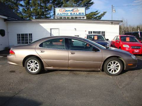 2000 Chrysler LHS for sale in Merrill, WI