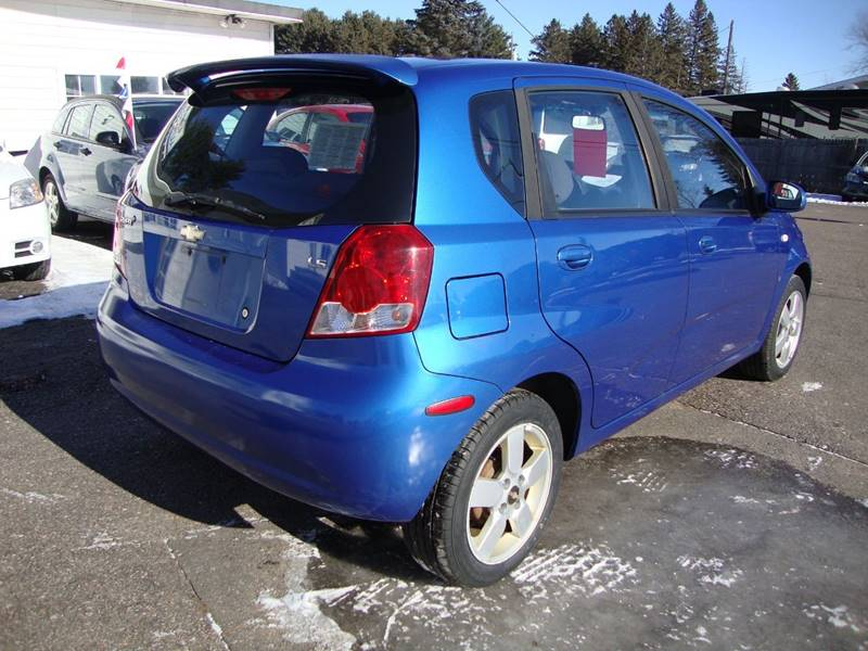 2008 Chevrolet Aveo Aveo5 Special Value 4dr Hatchback In Merrill Wi