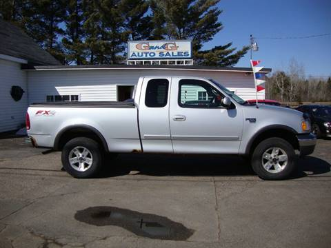 2002 Ford F-150 for sale in Merrill, WI