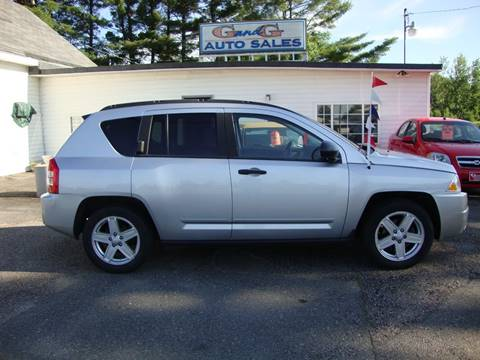 2009 Jeep Compass for sale in Merrill, WI