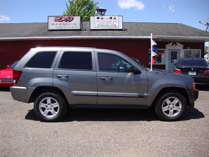 2007 Jeep Grand Cherokee Laredo >> 2007 Jeep Grand Cherokee Laredo 4dr Suv 4wd In Merrill Wi