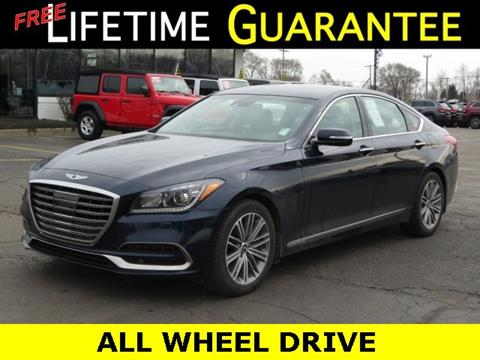 2018 Genesis G80 for sale in Vicksburg, MI