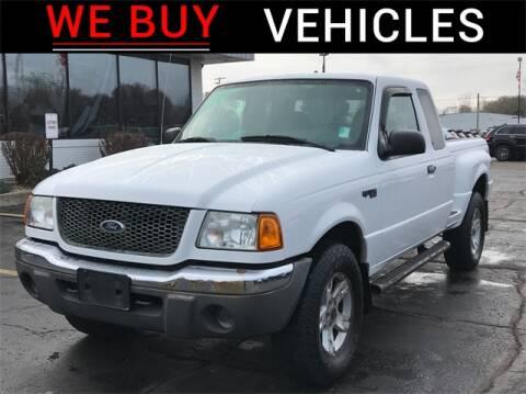 2003 Ford Ranger for sale in Vicksburg, MI