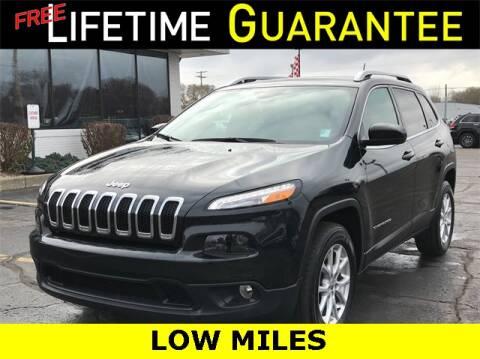 2016 Jeep Cherokee for sale in Vicksburg, MI