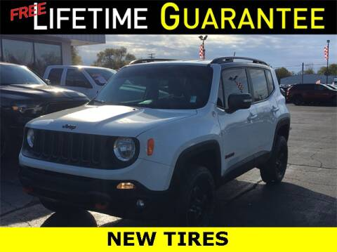 2016 Jeep Renegade for sale in Vicksburg, MI