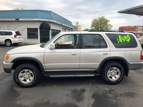 Used 1997 Toyota 4runner For Sale Carsforsale Com