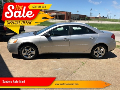 2007 Pontiac G6 for sale in Owensboro, KY