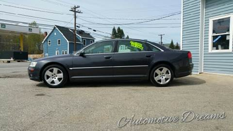 2004 Audi A8 L for sale in Auburn, ME