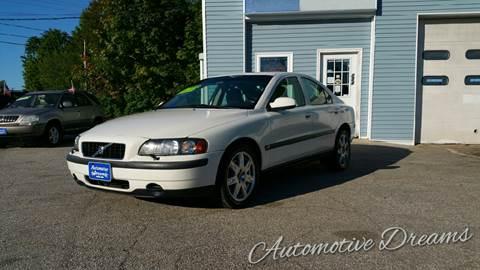 2002 Volvo S60 for sale in Auburn, ME