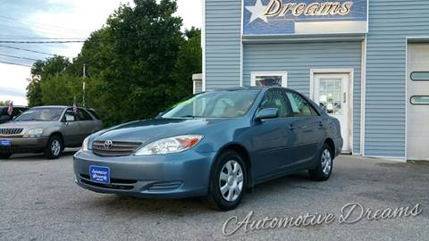 2003 Toyota Camry for sale in Auburn, ME