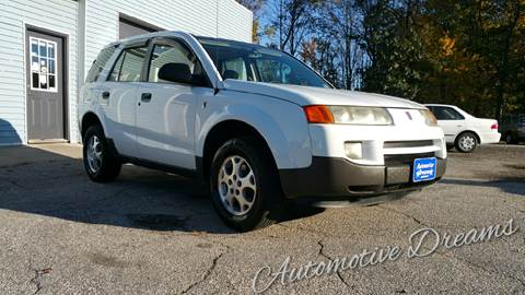 2002 Saturn Vue for sale in Auburn, ME