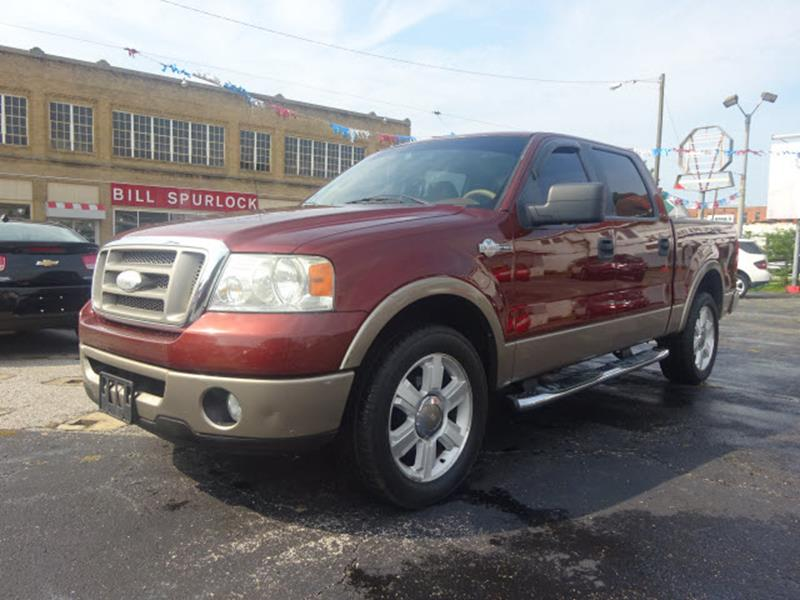 ford f150 king ranch 2006 review