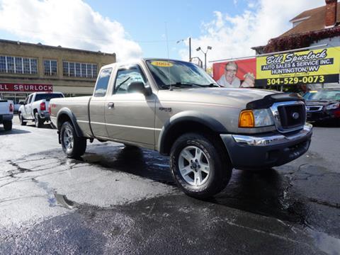 2004 Ford Ranger for sale in Huntington, WV