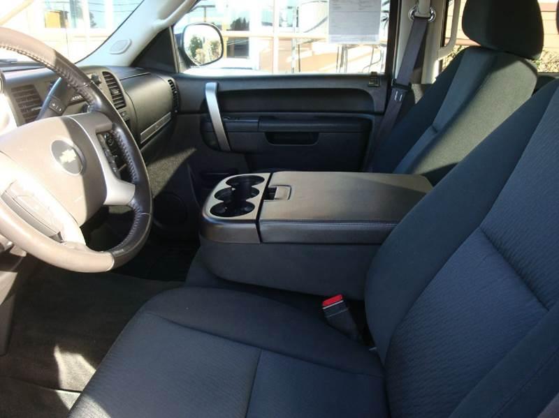 2013 Chevrolet Silverado 1500 4x4 LT 4dr Crew Cab 5.8 ft. SB - Burlington WA