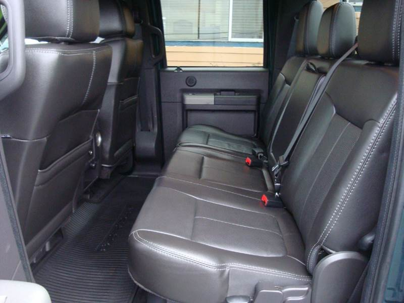 2012 Ford F-350 Super Duty 4x4 Lariat 4dr Crew Cab 6.8 ft. SB SRW Pickup - Burlington WA