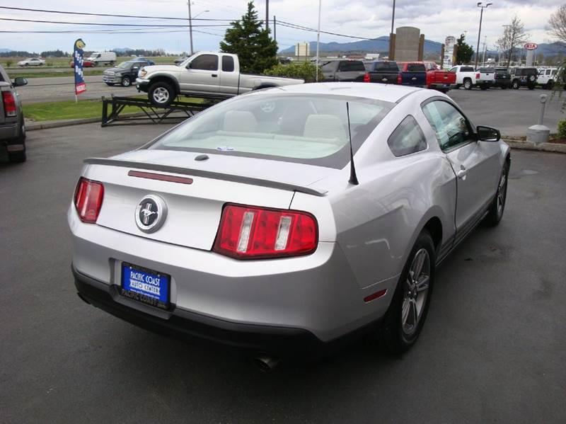 2011 Ford Mustang V6 2dr Coupe - Burlington WA