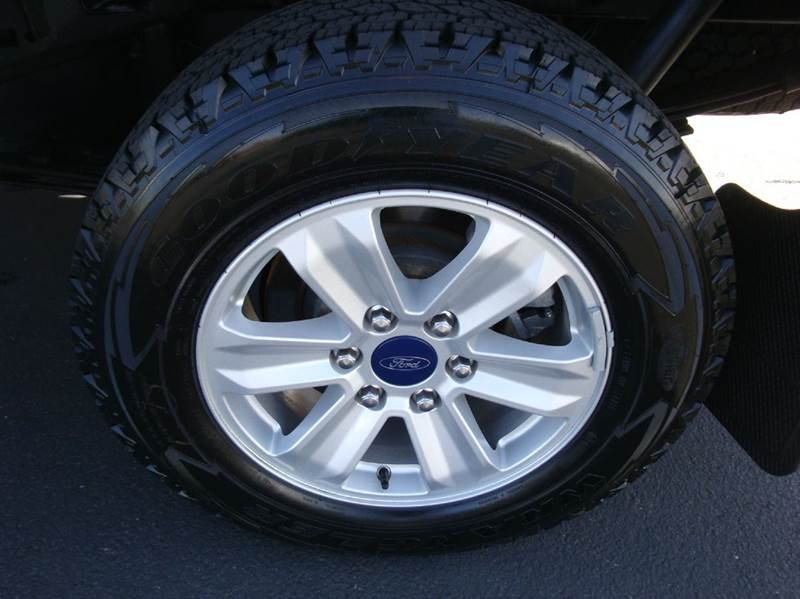 2016 Ford F-150 4x4 XLT 4dr SuperCrew 5.5 ft. SB - Burlington WA
