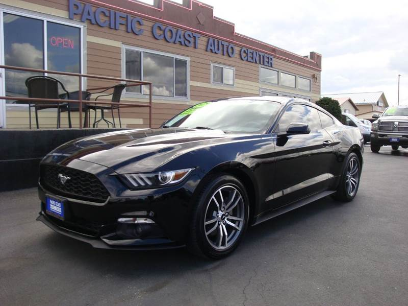 2015 Ford Mustang EcoBoost Premium 2dr Fastback - Burlington WA
