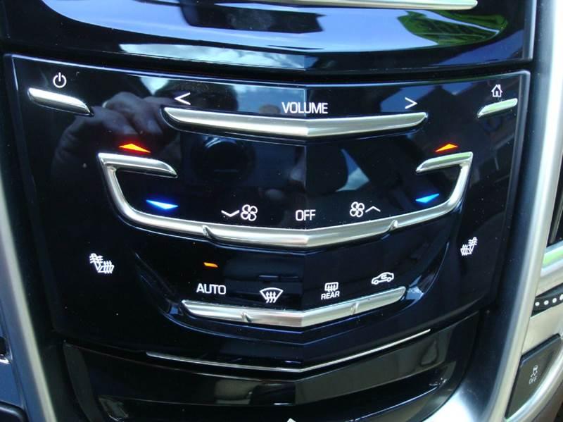 2015 Cadillac SRX AWD Luxury Collection 4dr SUV - Burlington WA