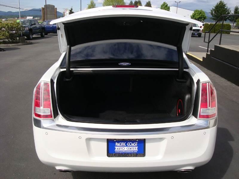 2013 Chrysler 300 C Luxury Series 4dr Sedan - Burlington WA