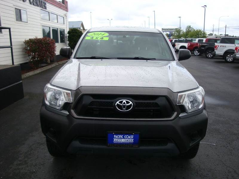 2014 Toyota Tacoma V6 4x4 4dr Double Cab 6.1 ft SB 5A - Burlington WA