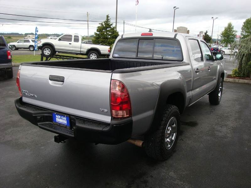 2014 Toyota Tacoma 4x4 V6 4dr Double Cab 6.1 ft LB 5A - Burlington WA