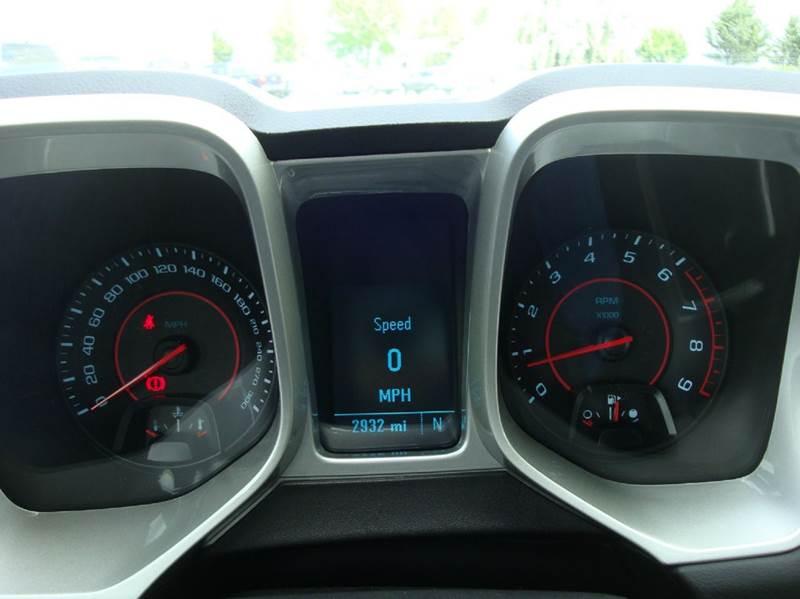 2014 Chevrolet Camaro SS 2dr Coupe w/1SS - Burlington WA