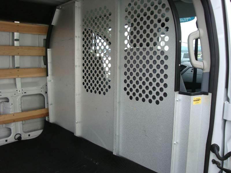 2016 Ford Transit Cargo 250 3dr SWB Low Roof Cargo Van w/60/40 Passenger Side Doors - Burlington WA