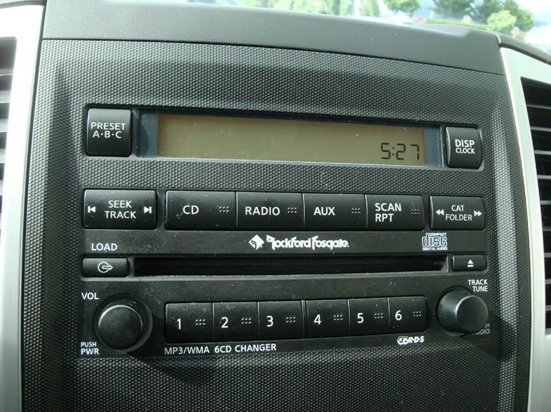 2012 Nissan Frontier 4x4 PRO-4X 4dr Crew Cab SWB Pickup 5A - Burlington WA