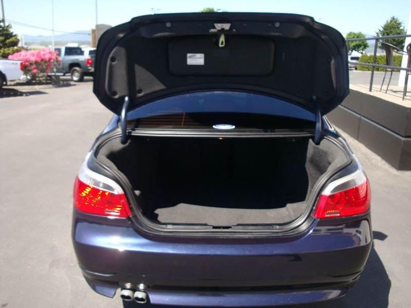 2005 BMW 5 Series 525i 4dr Sedan - Burlington WA