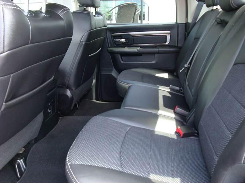 2015 RAM Ram Pickup 1500 4x4 Sport 4dr Crew Cab 5.5 ft. SB Pickup - Burlington WA
