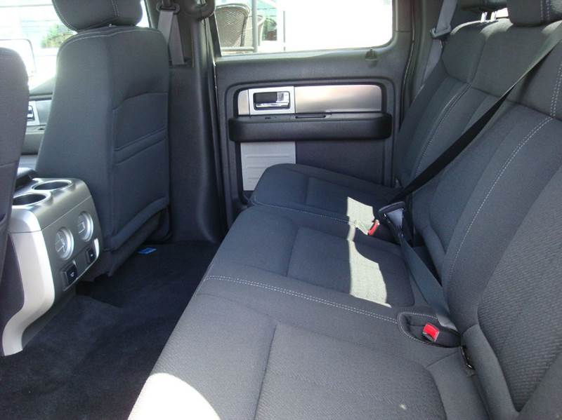 2014 Ford F-150 4x4 FX4 4dr SuperCrew Styleside 6.5 ft. SB - Burlington WA