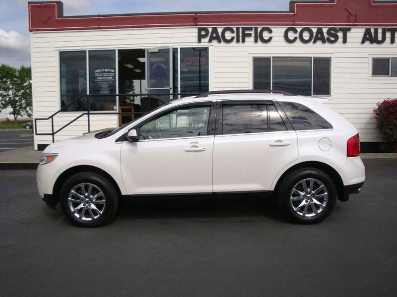 2011 Ford Edge Limited AWD 4dr SUV - Burlington WA