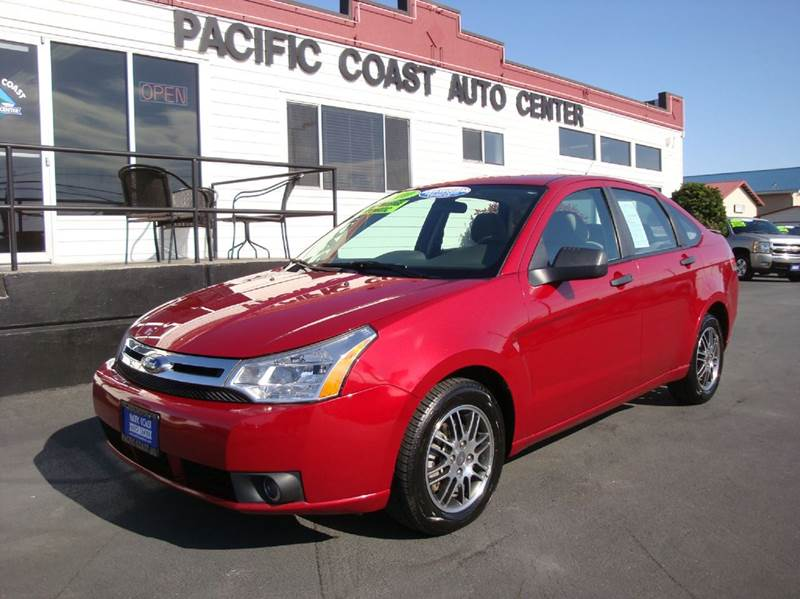 2010 Ford Focus SE 4dr Sedan - Burlington WA
