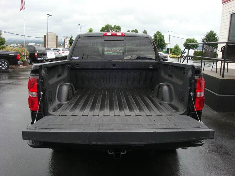 2015 GMC Sierra 1500 4x4 SLT 4dr Crew Cab 6.5 ft. SB - Burlington WA