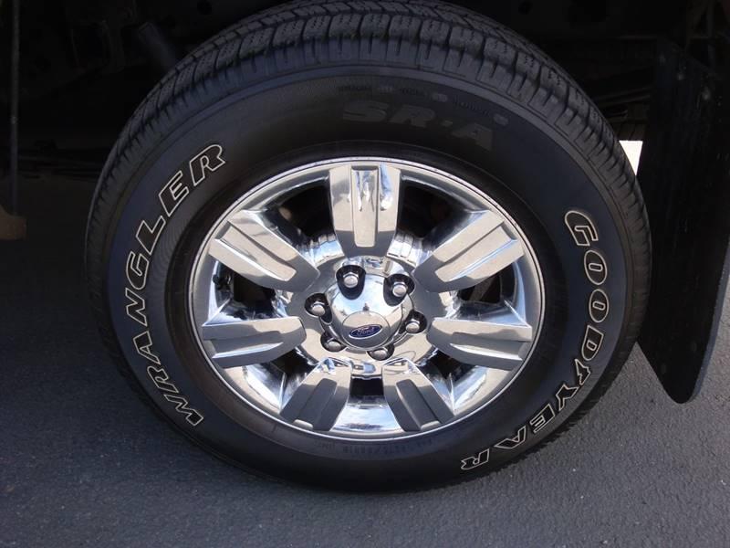 2011 Ford F-150 4x4 Lariat 4dr SuperCrew Styleside 5.5 ft. SB - Burlington WA