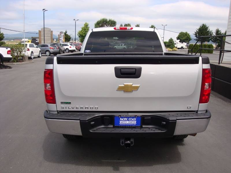 2011 Chevrolet Silverado 1500 4x4 LT 4dr Extended Cab 6.5 ft. SB - Burlington WA