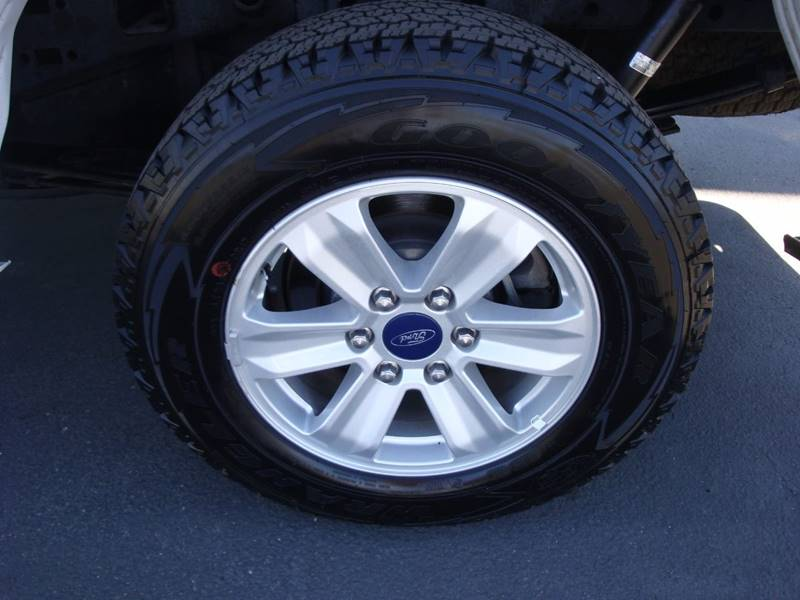 2016 Ford F-150 4x4 XLT 4dr SuperCrew 6.5 ft. SB - Burlington WA