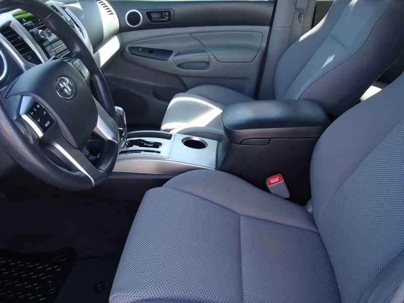 2012 Toyota Tacoma 4x4 V6 4dr Double Cab 6.1 ft LB 5A - Burlington WA