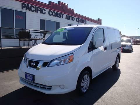 2014 Nissan NV200 for sale at Pacific Coast Auto Center in Burlington WA