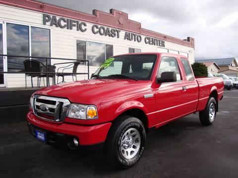 2010 Ford Ranger for sale at Pacific Coast Auto Center in Burlington WA